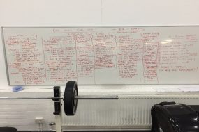 New gyms, reflective practice and programming- November Chairman's Update
