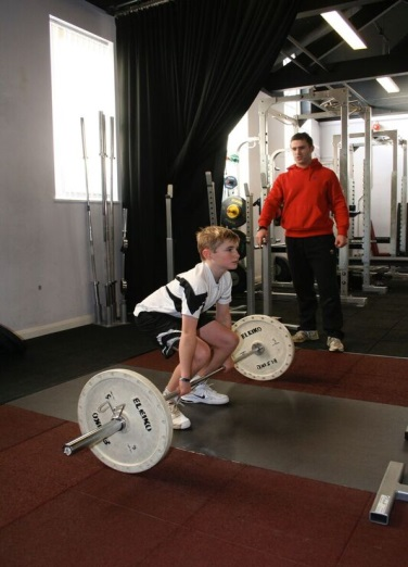 A principled approach to Youth Strength and Conditioning